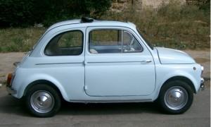 FIAT NUOVA 500 D