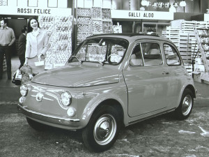 FIAT NUOVA 500 F