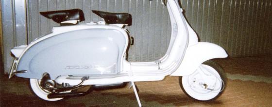 Lambretta LI 125 II Serie (1961)