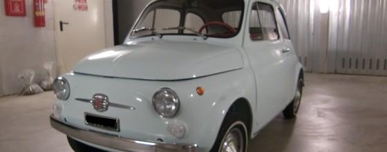 Fiat 500 F (1966)