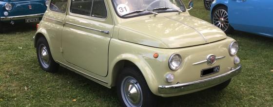 Fiat 500 D (1964)