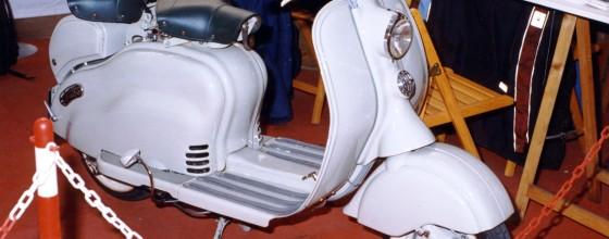 Lambretta LD 125 (1950)